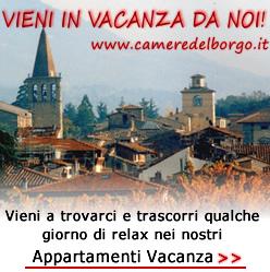 Cameredelborgo.it - Appartamenti vacanza Sansepolcro